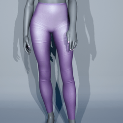 Leggings - Purple Lilac
