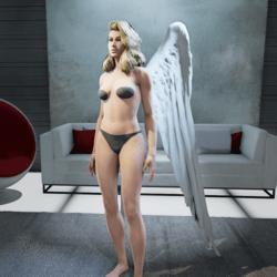Majestic Angel Wings (Female)
