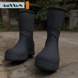 Workman Boots Black