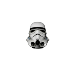 Helmet for Attacktrooper