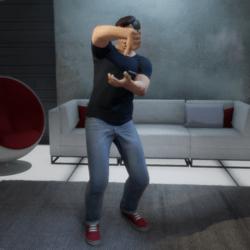 Rave Dance 3 (Male)