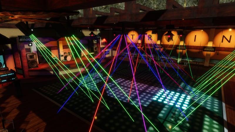 CRAZY TRAIN BAR & DANCE CLUB