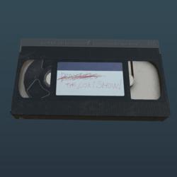 VHS Tape - Drax Files