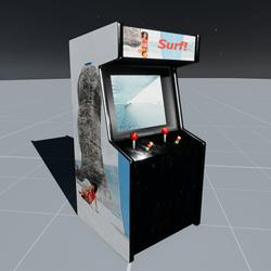 Surf Arcade Game