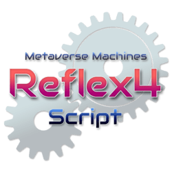Reflex4 physics settings 4.1