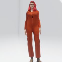 Prisoner Female (TM)