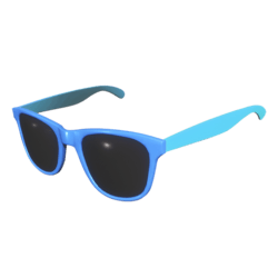 Sunglasses Blue - Male