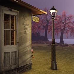 Street Lantern - French Quarter Style