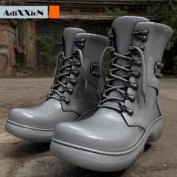 Ultras White Boots AdiXXioN