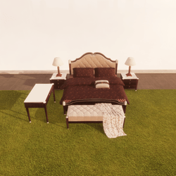 Classic bedroom Feli