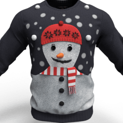 IceMan Sweater male
