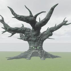 (Animated) Ancient Tree of Wisdom