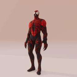 Avatar Carnage Spiderman 1