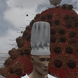 Chef Hat M (TM)