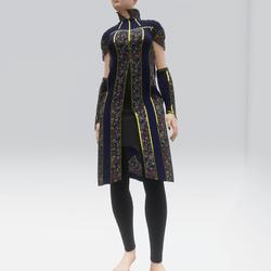 SteamPunk Dress (TM)
