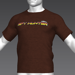 Ready Player One: Spyhunter T-Shirt 01 (Brown) (M)