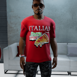 ITALIEN FRIEND TSHIRT