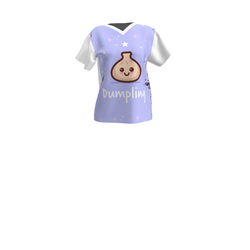 Ladies Dumpling T-shirt
