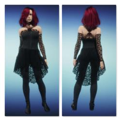 Gothic Style - Samantha  (updated)