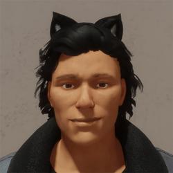 Cat Ears - Male