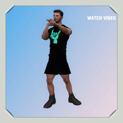 Singer-man-npc