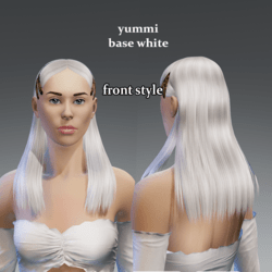 yummi front style