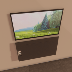 Smart 4k UHD TV (Wall) (Media Surface Version)