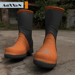 Workman Boots Orange