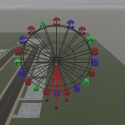 Ferris Wheel MK2 (TM)