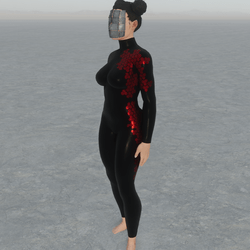 KAPOW! Gamer girl body suit