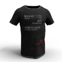 WiccaPhase T-shirt B male