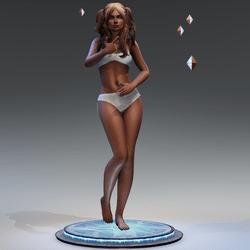 Sexy Model Pose 12