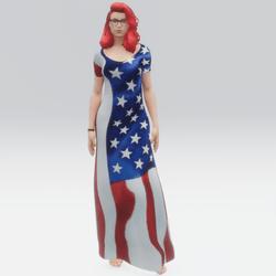 USA DRESS (TM)