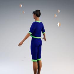Capri Pants Outfit #1