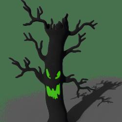 Spooky Scary Tree Halloween Decoration