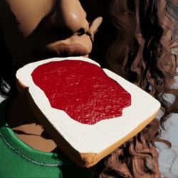 Strawberry Jam Toast F