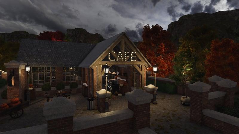 The Autumn Cafe