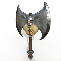Orc Axe-Attachment