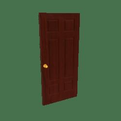 Six Panel Classic Door