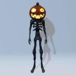 Pumpkin noggin