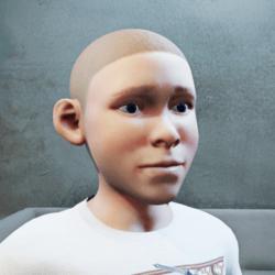 Sansar Kid Clone - LightHair