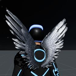 Wings Silver Male