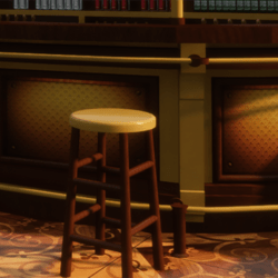 STOOL BAR 1