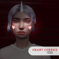 Heart Cheeks