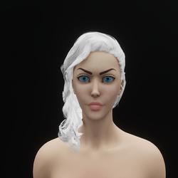 Female Hair (TM)