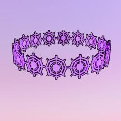 Netty Crown Lilac