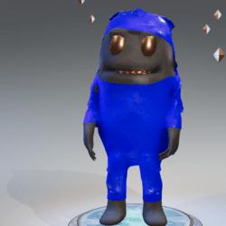 JellyBean - OneZee Blue