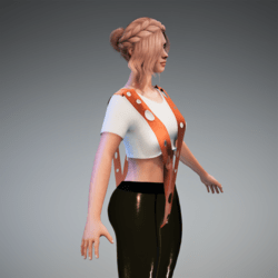 LeeLoo Outfit