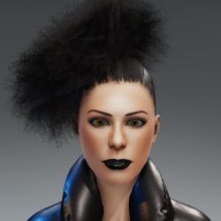 Skin Makeup Darklips female