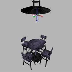 Table n Chair Set